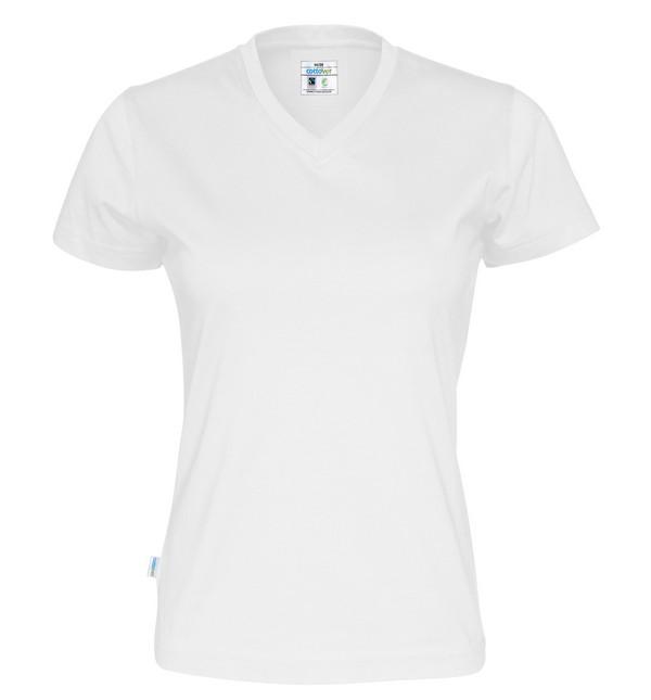 T-shirt V-neck Cottover Dam V-S
