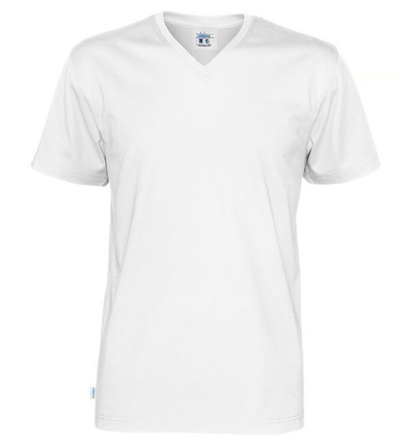 T-shirt V-neck Cottover Herr V-S
