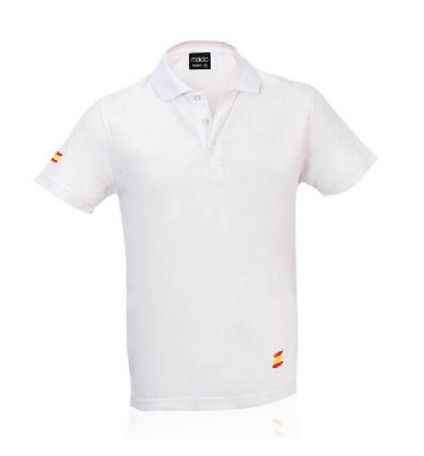 T-shirt piké Johnson