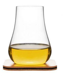 Glas Whiskey provning Club