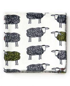 Pläd Crystal  Sheep
